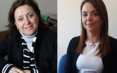 Isabel Siefer y Paula Oyarzún asumen la dirección en Enfermería y Obstetricia y Puericultura