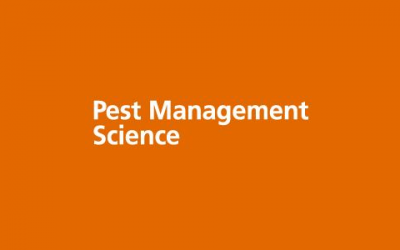 Publicación: Antifeedant effect of polygodial and drimenol derivatives against Spodoptera frugiperda and Epilachna paenulata and quantitative structure-activity analysis