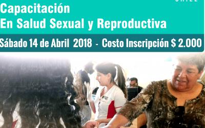 Jornada de Capacitación en Salud Sexual y Reproductiva