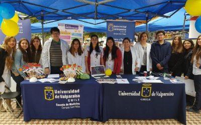 """Estudiantes del Campus San Felipe participaron de la conmemoración del """"Día Mundial de la Salud"""""""