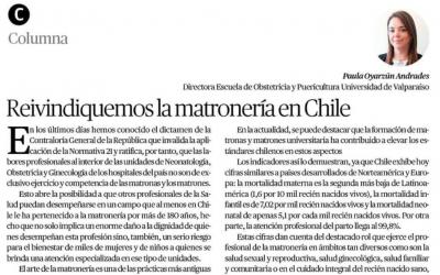 Reivindiquemos la matronería en Chile