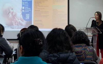 Escuela de Obstetricia comenzó a dictar novedoso curso de docencia clínica aplicada a la matronería