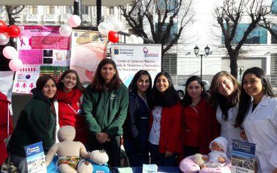 Trabajo conjunto de los comités de lactancia materna de la Universidad de Valparaíso fue seleccionado como Experiencia Exitosa en Lactancia