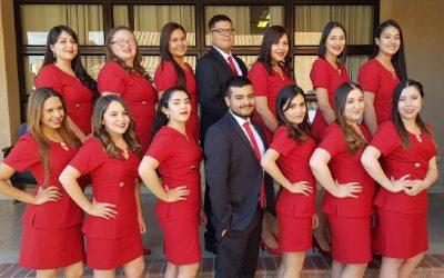 Obstetricia y Puericultura-San Felipe tituló a su promoción 2017