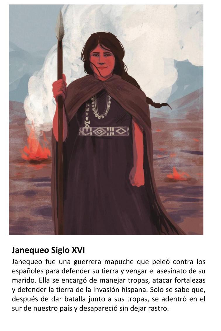 Janequeo