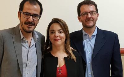 Prof. Paula Oyarzún logra distinción máxima en examen para el grado de Doctora en Educación y Sociedad de la Universidad de Barcelona