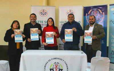 """Estudiantes de nuestra carrera junto a la cámara de comercio de San Felipe trabajan para iniciar la campaña denominada """"Local amigo de la lactancia"""""""