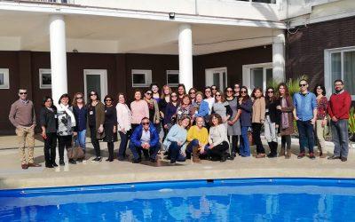 3ras jornadas de la Asociación de Directoras/es de carreras de Obstetricia en Antofagasta