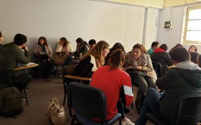 Nuestra escuela realiza Curso de Actualización en Lactancia Materna a Profesionales del CESFAM San Felipe el Real