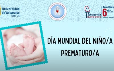 Conmemoración del día mundial del prematuro