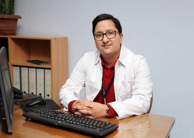 Mario Vergara Díaz | Gestor de Matronería HCVB