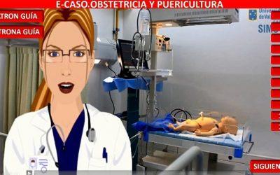 Estudiantes de nuestra escuela aprenden y practican en escenarios clínicos virtuales guiados por un avatar